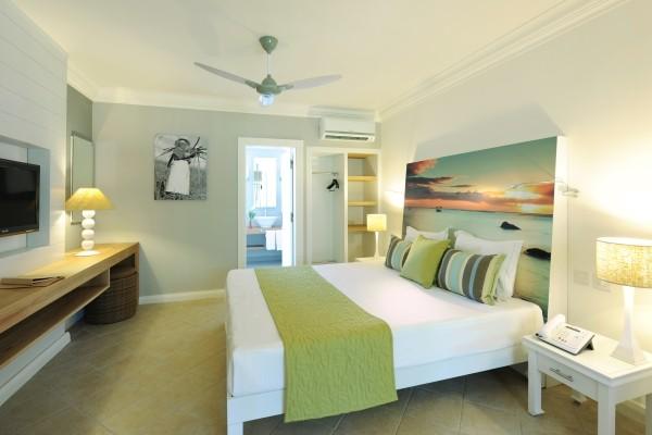 Chambre - Hôtel Veranda Grand Baie & Spa 3* Mahebourg Ile Maurice