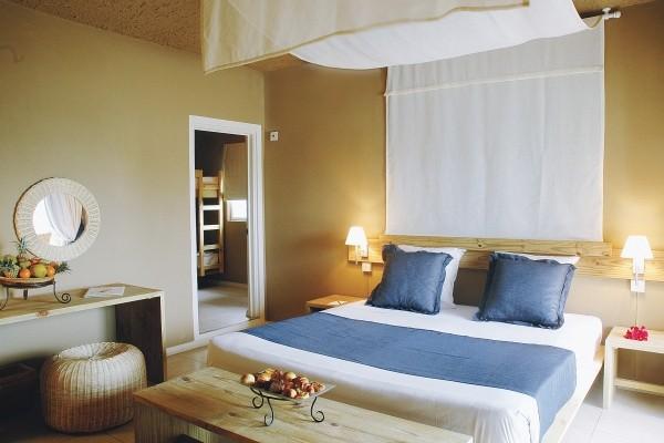Chambre - Hôtel Veranda Pointe aux Biches 4* Mahebourg Ile Maurice
