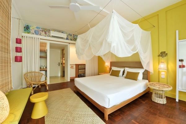 Chambre - Hôtel Veranda Tamarin 3* Mahebourg Ile Maurice