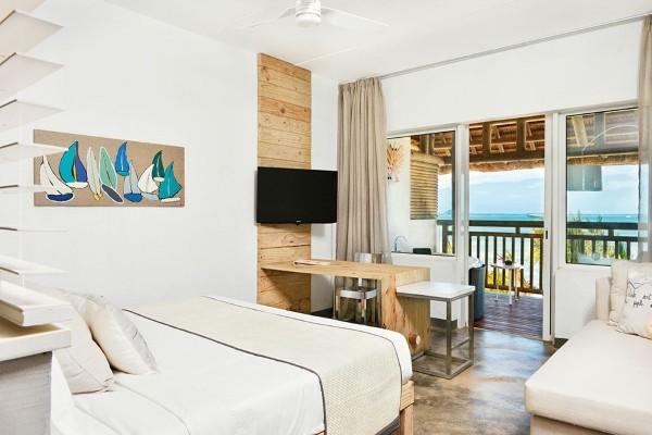 Chambre - Hôtel Zilwa Attitude 4* Mahebourg Ile Maurice