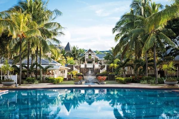 Facade - Hôtel Heritage Le Telfair Golf & Wellness Resort 5* Mahebourg Ile Maurice