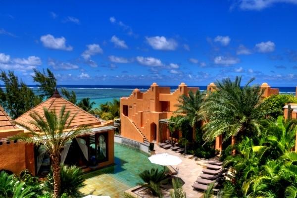 H tel la palmeraie boutique hotel belle mare ile maurice for Boutique hotel ile maurice