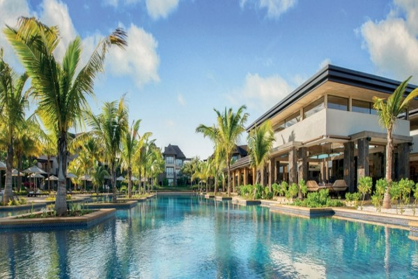 Facade - Hôtel The Westin Turtle Bay Resort & Spa Mauritius 5* Mahebourg Ile Maurice