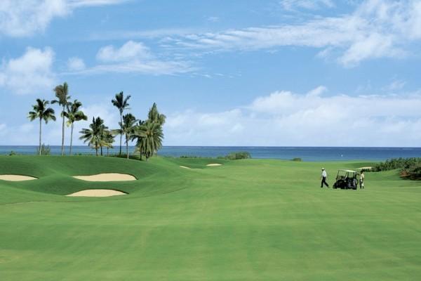 Golf - Hôtel Les Villas Anahita 5* Mahebourg Ile Maurice