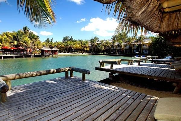 Patio - Hôtel Paradise Cove Boutique Hôtel 5* Mahebourg Ile Maurice