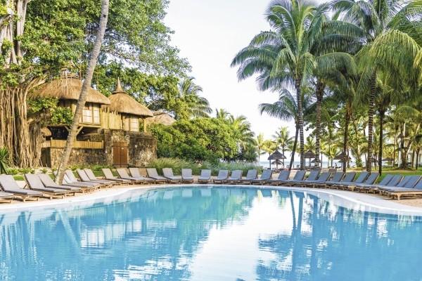 Piscine - Hôtel Canonnier Beachcomber Golf Resort & Spa 4* Mahebourg Ile Maurice