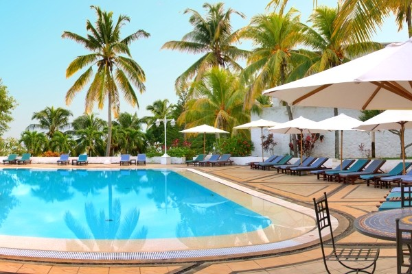 Piscine - Hôtel Casuarina Resort & Spa 4* Mahebourg Ile Maurice
