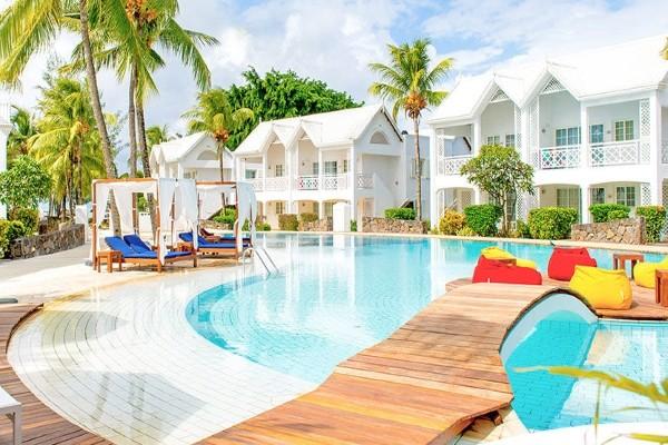 Piscine - Hôtel Club Coralia Sealife Resort & Spa 4* Mahebourg Ile Maurice