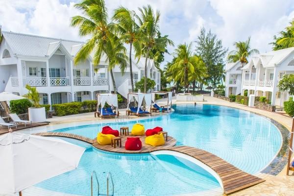 Piscine - Club Club Jet Tours Sealife Mauritius 4* Mahebourg Ile Maurice