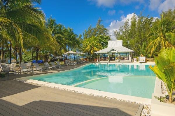 Piscine - Club Coralia Peninsula Bay 4* Mahebourg Ile Maurice