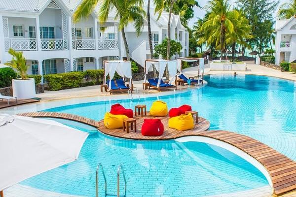 Piscine - Club Coralia Sealife Resort & Spa 4* Mahebourg Ile Maurice
