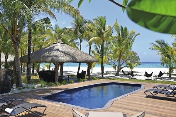 Piscine - Hôtel Dinarobin Beachcomber Golf Resort & Spa 5* Mahebourg Ile Maurice