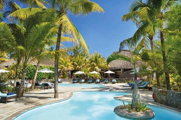 Piscine - Hôtel Emeraude Beach Attitude 3* Mahebourg Ile Maurice
