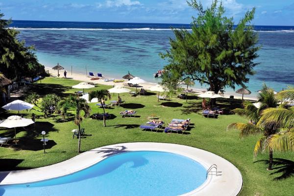 Piscine - Club FTI Voyages Silver Beach Mauritius 3* Mahebourg Ile Maurice