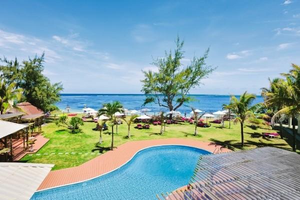 Piscine - FTI Voyages Silver Beach Mauritius