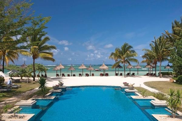 Piscine - Hôtel Heritage Le Telfair Golf & Wellness Resort 5* Mahebourg Ile Maurice
