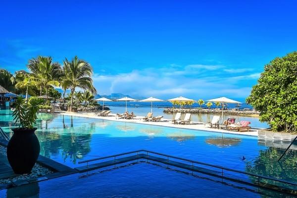 Piscine - Intercontinental Mauritius Resort