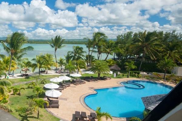 Piscine - Hôtel Jalsa Beach Hotel & Spa 4* Mahebourg Ile Maurice