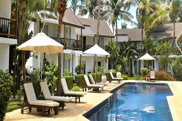 Aperçu de l'hôtel - Les cocotiers Seaside Boutik