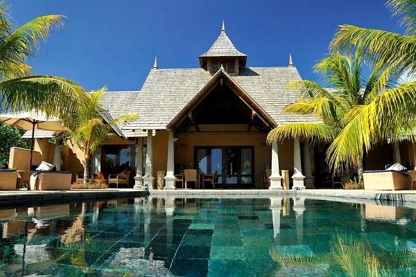 Piscine - Hôtel Maradiva Villas Resort & spa 5* Mahebourg Ile Maurice