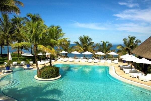 Piscine - Maritim Resort & Spa Mauritius 5* Mahebourg Ile Maurice