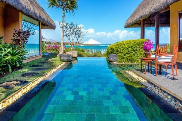 Piscine - Oberoï Mauritius