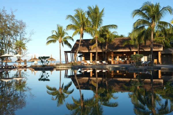 Piscine - Outrigger Mauritius Resort And Spa (ex Moevenpick) 5* Mahebourg Ile Maurice