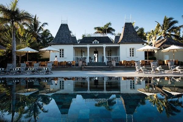 Piscine - Hôtel Outrigger Mauritius Resort and Spa 5* Mahebourg Ile Maurice