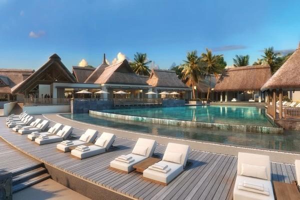 Piscine - Hôtel Preskil Beach Resort 4* Mahebourg Ile Maurice