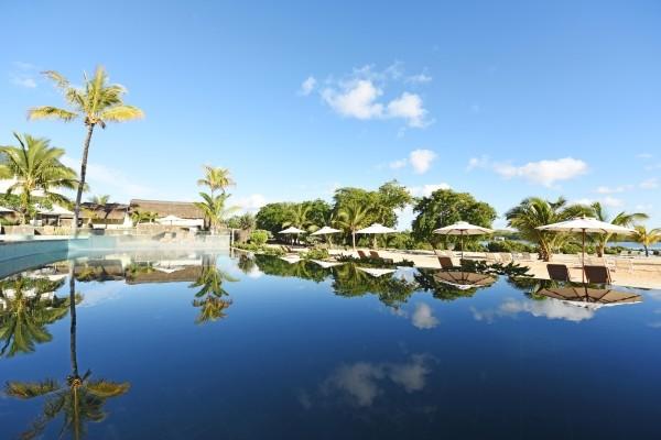 Piscine - Radisson Blu Azuri Resort & Spa 5* Mahebourg Ile Maurice