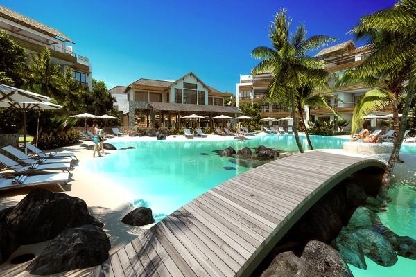 Piscine - Hôtel Residence Choisy les Bains Mahebourg Ile Maurice