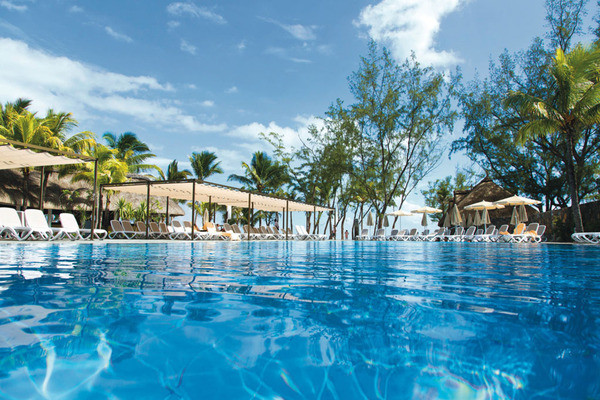 Piscine - Riu Le Morne