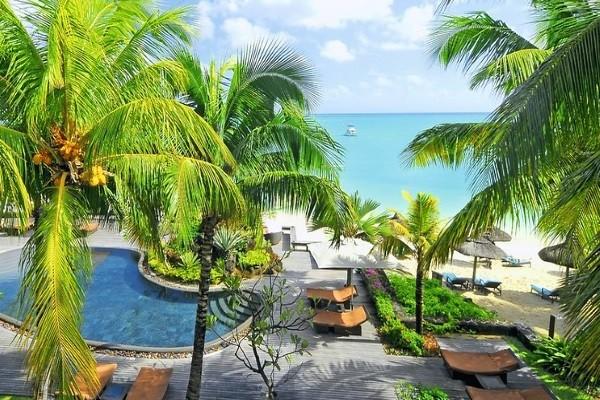 Piscine - Hôtel Royal Palm Beachcomber Luxury 5* Mahebourg Ile Maurice