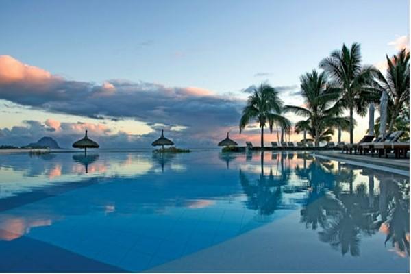 Piscine - Hôtel Sands Suites Resort & Spa 4* Mahebourg Ile Maurice