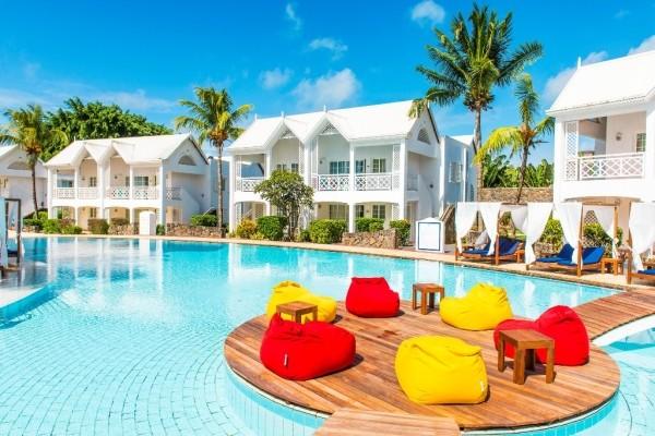 Piscine - Seaview Calodyne Lifestyle Resort 4* Mahebourg Ile Maurice
