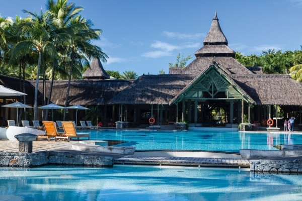 Piscine - Hôtel Shandrani Beachcomber Resort & Spa 5* Mahebourg Ile Maurice