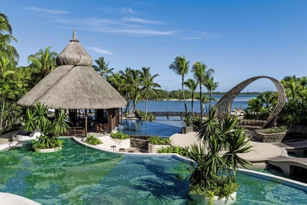 Piscine - Hôtel Shangri La's Le Touessrok Resort & Spa 5* Mahebourg Ile Maurice