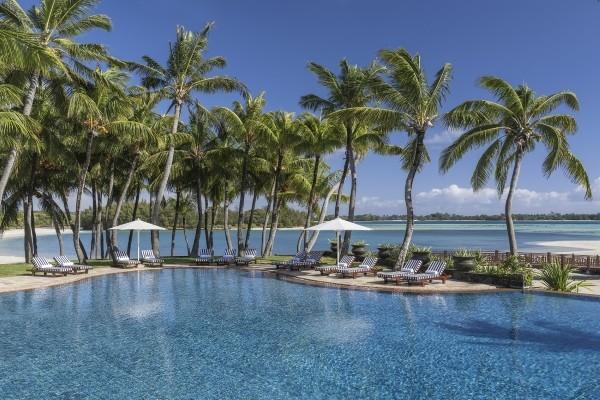 Piscine - Hôtel Shangri-La's Le Touessrok Resort & Spa 5* Mahebourg Ile Maurice