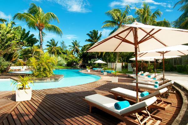 Piscine - Solana Beach Mauritius 4* Mahebourg Ile Maurice