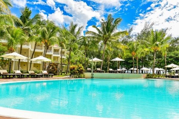Piscine - Hôtel Tarisa Resort & Spa 3* sup Mahebourg Ile Maurice