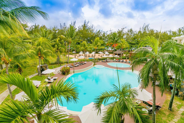 Piscine - Tarisa Resort 3*Sup Mahebourg Ile Maurice