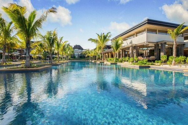 Piscine - Hôtel The Westin Turtle Bay Resort & Spa Mauritius 5* Mahebourg Ile Maurice