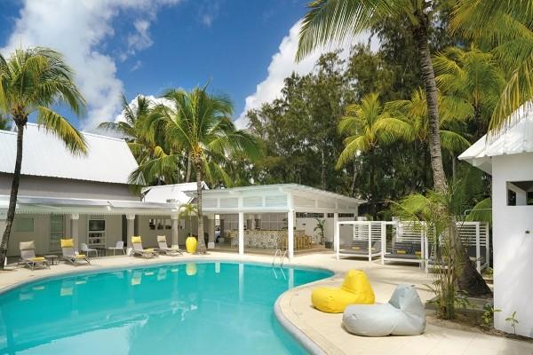 Piscine - Hôtel Tropical Attitude 3* Mahebourg Ile Maurice