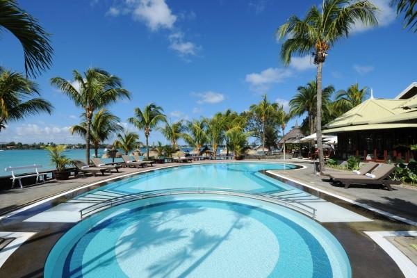 Piscine - Hôtel Veranda Grand Baie & Spa 3* Mahebourg Ile Maurice