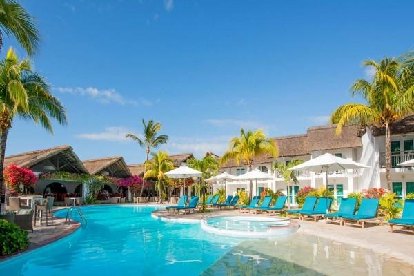 Piscine - Hôtel Veranda Palmar Beach 3* sup Mahebourg Ile Maurice