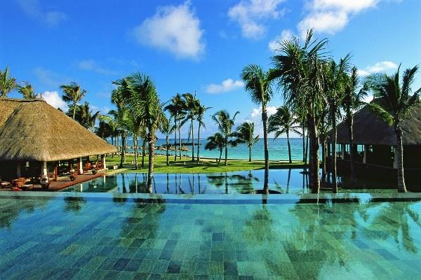 piscine - Villas Constance Belle Mare Plage