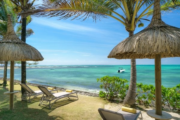 Plage - Hôtel Adult only -Tropical Attitude 3* sup Mahebourg Ile Maurice