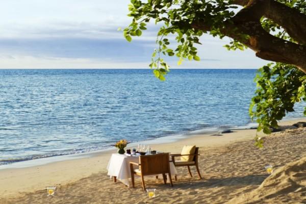 Plage - Hôtel Anahita The Resort 5* Mahebourg Ile Maurice
