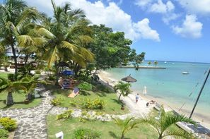 Ile Maurice-Mahebourg, Hôtel Coral Azur Beach Resort