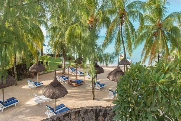 Plage - Club Coralia Sealife Resort & Spa 4* Mahebourg Ile Maurice